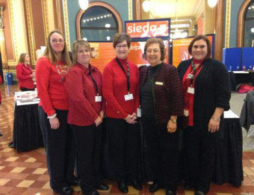 FaDSS Day on the Hill:  Empowering Families to See They CAN