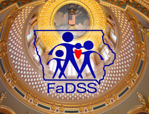 FaDSS at the Capitol: Increasing the Opportunities for Change