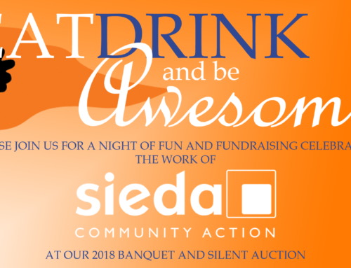 Sieda to Hold Banquet and Silent Auction
