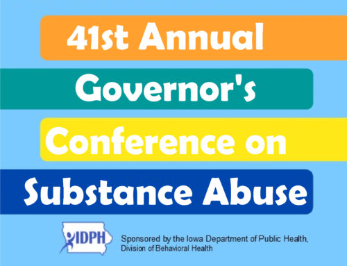41st Annual Governor's Conference on Substance Use Disorders