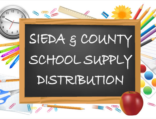 Sieda and County School Supply Distributions
