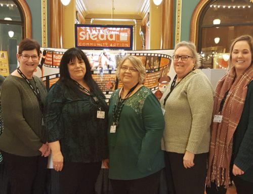 FaDSS at the Iowa Capitol for Day on the Hill 2019
