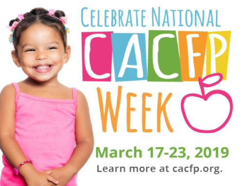 National Child And Adult Care Food Program Week