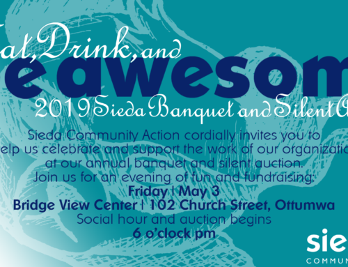 Sieda to Hold 2019 Banquet and Silent Auction