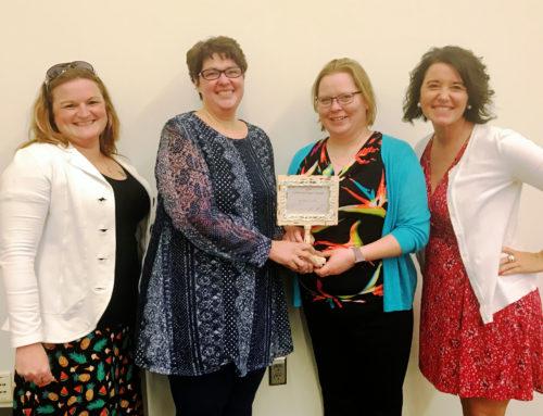 Sieda MIECHV 2019 Leadership Impact Award