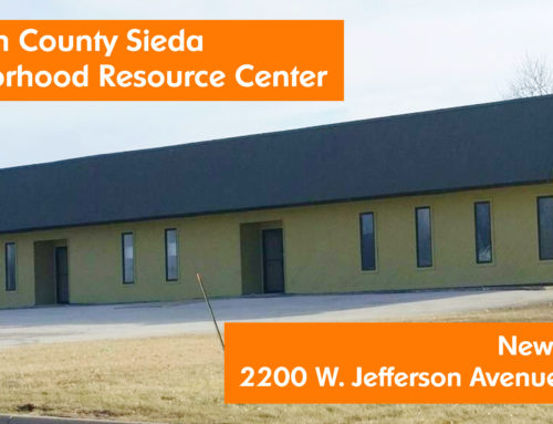 New Location for the Jefferson County Sieda Resource Center