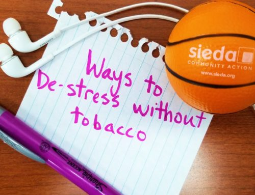 Relieve Stress Without Tobacco