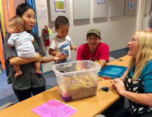 Parents as Teachers Group Connection