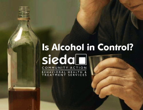 Is Alcohol in Control from Sieda BHTS