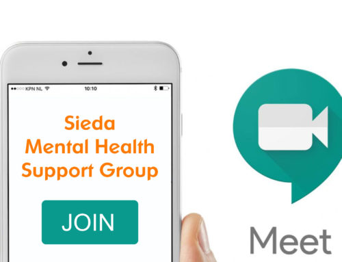 Sieda COVID-19 Mental Health Support Group
