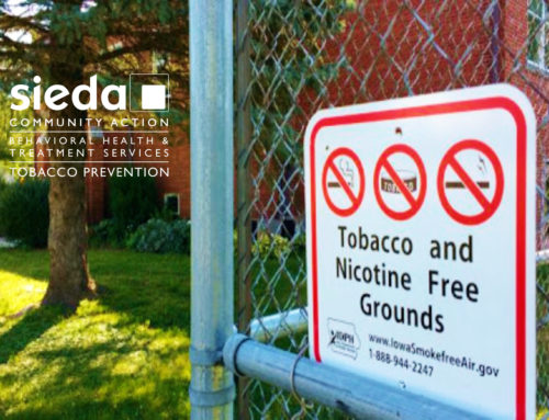 New Tobacco-Free/Nicotine-Free Policy in the Area