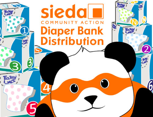 Sieda Diaper Distribution for Wapello County