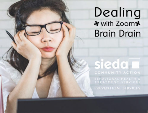 Dealing with Zoom Brain Drain