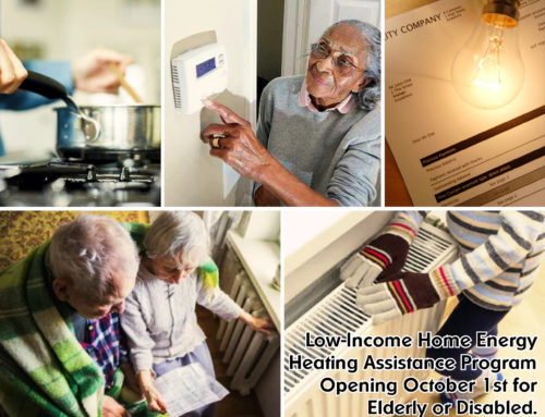 Elderly/Disabled Heating Assistance Opening October 1st