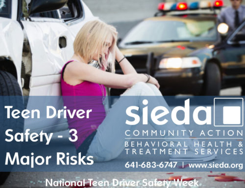 Teen Driver Safety – 3  Major Risks