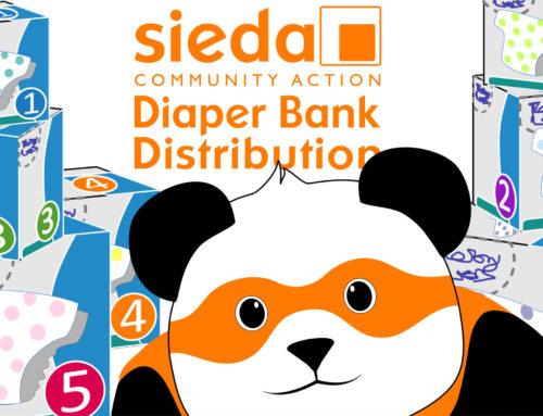 Sieda Diaper Bank
