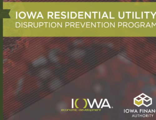 Iowa Announces COVID-19 Residential Utility Disruption Prevention Program