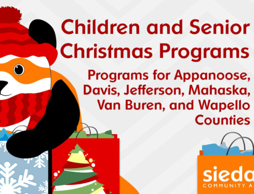 Children and Senior Christmas Programs in our Counties