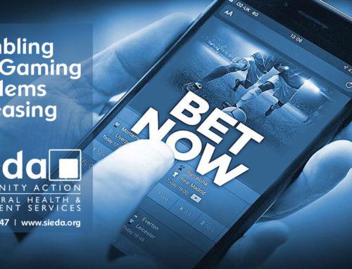 Gambling and Gaming Problems Increasing