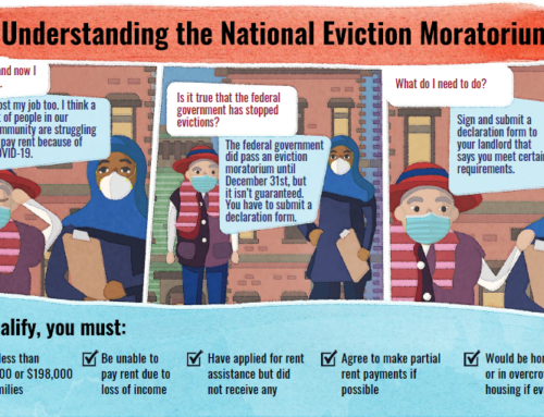 National Eviction Moratorium