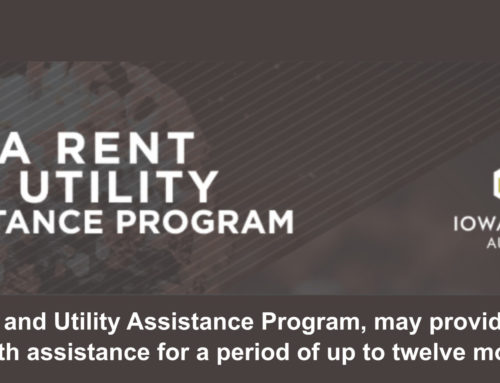 Iowa Rent and Utility Assistance Program   Eligibility Precheck Now Available