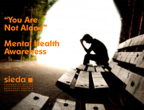 """""""You Are Not Alone"""" Mental Health Awareness"""