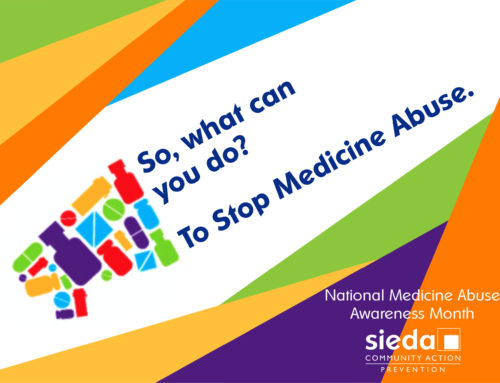 So, what can you do? To Stop Medicine Abuse.